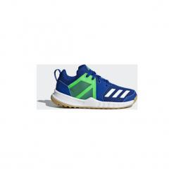 Trampki Dziecko  adidas  Buty FortaGym. Niebieskie trampki chłopięce Adidas. Za 169,00 zł.