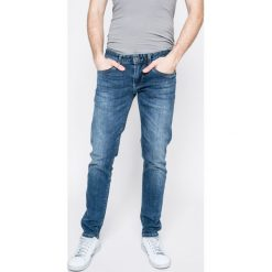 Pepe Jeans - Jeansy. Niebieskie jeansy męskie relaxed fit marki House, z jeansu. W wyprzedaży za 279,90 zł.