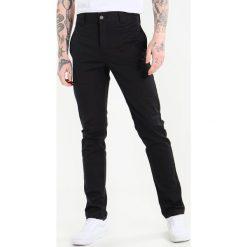 Spodnie męskie: Dickies SLIM SKINNY WORK PANT Chinosy black