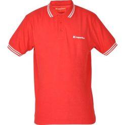 Koszulki polo: inSPORTline Koszulka męska polo Czerwony r. S