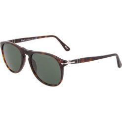 Okulary przeciwsłoneczne damskie aviatory: Persol Okulary przeciwsłoneczne braun