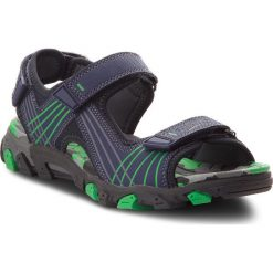 Sandały chłopięce: Sandały SUPERFIT – 2-00100-81 D Ocean Kombi