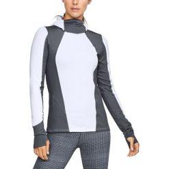 Bluzy sportowe damskie: Under Armour Bluza damska Reactor Run Balaclava biało-szara r. XS (1298158-100)