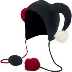 Cupcake Cult Jester Hat Czapka czarny/czerwony. Czarne czapki zimowe damskie marki Cupcake Cult. Za 54,90 zł.