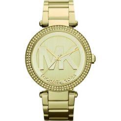 ZEGAREK MICHAEL KORS MK5784. Żółte zegarki damskie Michael Kors, ze stali. Za 1299,00 zł.