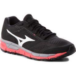 Buty MIZUNO - Synchro Mx J1GF161902 Czarny. Fioletowe buty do biegania damskie marki KALENJI, z gumy. W wyprzedaży za 259,00 zł.