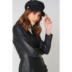 Rut&Circle Czapka Baker Boy - Black. Czarne czapki zimowe damskie Rut&Circle. Za 73,95 zł.