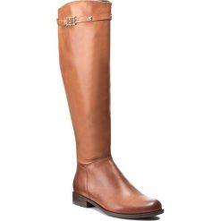 Oficerki BALDACCINI - 953000-J Brąz BBR/T. Brązowe buty zimowe damskie Baldaccini, ze skóry, na obcasie. W wyprzedaży za 349,00 zł.
