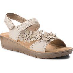 Rzymianki damskie: Sandały INBLU – LIABOO11 Beżowy 1