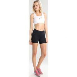 Biustonosze sportowe: Nike Performance PRO CLASSIC SWOOSH SPORT Biustonosz sportowy white/black