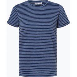 Marie Lund - T-shirt damski, niebieski. Niebieskie t-shirty damskie Marie Lund, xxl, w paski. Za 89,95 zł.