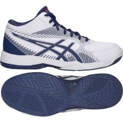 Buty sportowe męskie: Asics Buty męskie Gel-Task Mt białe r. 39.5 (B703Y-100)