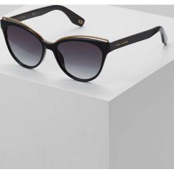 Marc Jacobs Okulary przeciwsłoneczne black. Czarne okulary przeciwsłoneczne damskie aviatory Marc Jacobs. Za 669,00 zł.
