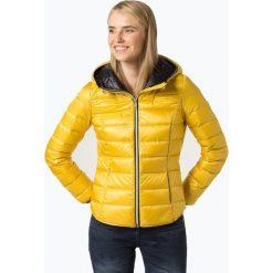 Comma casual identity - Damska kurtka puchowa, żółty. Żółte kurtki damskie pikowane marki Mohito, l, z dzianiny. Za 599,95 zł.