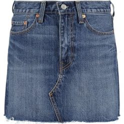 Spódniczki: Levi's® DECONSTRUCTED SKIRT Spódnica trapezowa beetlebum