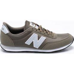 New Balance - Buty U410OLG. Czarne halówki męskie marki New Balance. W wyprzedaży za 229,90 zł.