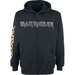 Iron Maiden Dark Ink Powerslave Bluza z kapturem rozpinana czarny. Czarne bejsbolówki męskie Iron Maiden, xl, z kapturem. Za 184,90 zł.