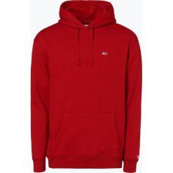 Tommy Jeans - Męska bluza nierozpinana, czerwony. Czerwone bluzy męskie rozpinane marki KALENJI, m, z elastanu, z długim rękawem, długie. Za 449,95 zł.