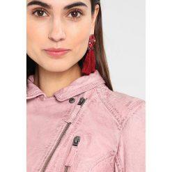 Bomberki damskie: Oakwood Kurtka skórzana light pink