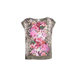 T-shirty z krótkim rękawem Alba Moda  615368. Brązowe t-shirty damskie Alba Moda. Za 175,20 zł.