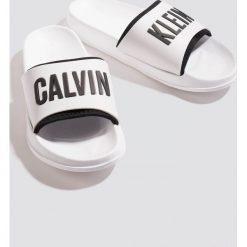 Calvin Klein Klapki Slide - White - 2