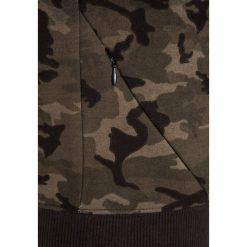 Bejsbolówki męskie: Redskins ARMYHOOD Bluza rozpinana black