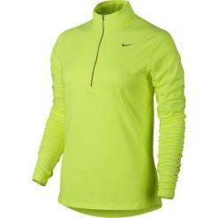 Bluzy damskie: bluza do biegania damska NIKE ELEMENT HALF ZIP / 685910-702 – NIKE ELEMENT HALF ZIP