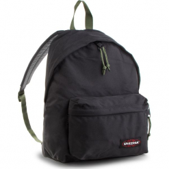 Plecak EASTPAK - Padded Pak'r EK620  Black/Moss 52U. Czarne plecaki męskie Eastpak, z materiału. Za 189,00 zł.
