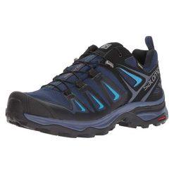 Buty trekkingowe damskie: Salomon Buty damskie X Ultra 3 GTX W Medieval Blue/Black/Hawaiian Surf r. 38 (404682)