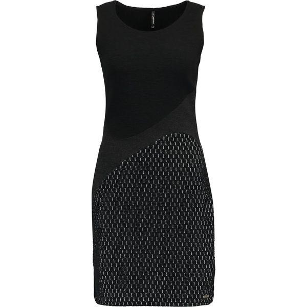 76c257e1f Smash CAMILLA Sukienka letnia black - Czarne sukienki damskie Smash ...