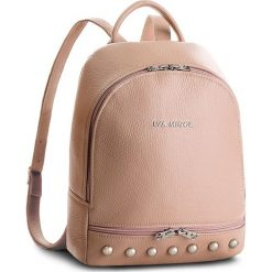 Plecak EVA MINGE - Aleta 4d 18NN1372259EF  121. Czerwone plecaki damskie Eva Minge, ze skóry, klasyczne. W wyprzedaży za 379,00 zł.