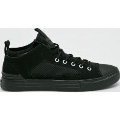 Converse - Tenisówki. Czarne tenisówki męskie Converse, z materiału, na sznurówki. W wyprzedaży za 259,90 zł.