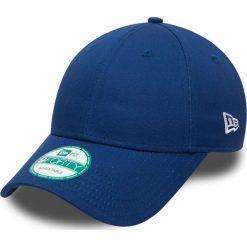 New Era - Czapka Flag Collecti. Niebieskie czapki z daszkiem męskie New Era, z bawełny. W wyprzedaży za 49,90 zł.