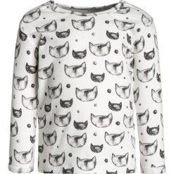 Hust & Claire LONGSLEEVES BABY 3 PACK  Bluzka z długim rękawem sugar. Brązowe bluzki dziewczęce Hust & Claire, z bawełny, z długim rękawem. Za 159,00 zł.