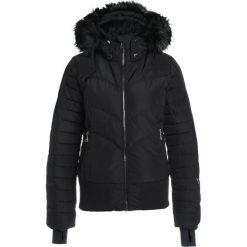 Luhta BIGGA Kurtka narciarska black. Czarne kurtki damskie narciarskie Luhta, z materiału. W wyprzedaży za 943,20 zł.