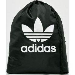 Adidas Originals - Plecak. Czarne plecaki męskie adidas Originals, z poliesteru. W wyprzedaży za 49,90 zł.