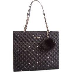 Shopper bag damskie: Torebka STEVE MADDEN - Bevert Shopper SM13000039-02002-001 Black
