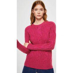 Swetry klasyczne damskie: Mango – Sweter Bugambi