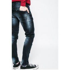 Medicine - Jeansy Grand Hotel Budapest. Niebieskie jeansy męskie relaxed fit marki MEDICINE. W wyprzedaży za 79,90 zł.