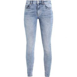 Liu Jo Jeans DIVINE  Jeans Skinny Fit denim blue light. Niebieskie boyfriendy damskie Liu Jo Jeans. W wyprzedaży za 599,20 zł.