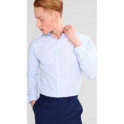 Koszule męskie na spinki: Burton Menswear London SKINNY FIT Koszula biznesowa blue