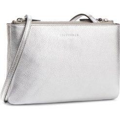 Torebka COCCINELLE - CV3 Mini Bag E5 CV3 55 F7 07 Silver Y69. Szare listonoszki damskie Coccinelle, ze skóry. W wyprzedaży za 489,00 zł.