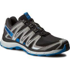Buty SALOMON - Xa Lite 393307 27 V0 Black/Quiet Shade/Imperial Blue. Czarne buty do biegania męskie Salomon, z materiału, na sznurówki. W wyprzedaży za 319,00 zł.