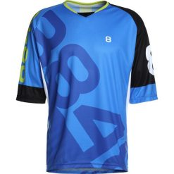 8848 Altitude BRION  Tshirt z nadrukiem blue. Niebieskie t-shirty męskie z nadrukiem 8848 Altitude, m, z materiału. Za 459,00 zł.