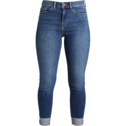 New Look Petite KIPLING TURN UP SKINNY Jeans Skinny Fit blue. Niebieskie rurki damskie New Look Petite, petite. Za 139,00 zł.