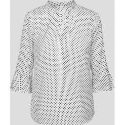 Bluzki asymetryczne: Bluzka z rozkloszowanymi rękawami
