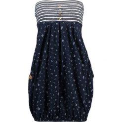 Odzież damska: Ragwear SCENE Sukienka z dżerseju navy