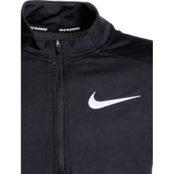 Nike Performance Koszulka sportowa black. Czarne bluzki dziewczęce z długim rękawem marki Nike Performance, z bawełny. Za 139,00 zł.