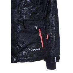 Icepeak HONEY JUNIOR Kurtka narciarska black. Czerwone kurtki chłopięce marki Icepeak, z materiału. W wyprzedaży za 377,10 zł.