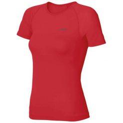 Odzież damska: Odlo Koszulka damska Shirt s/s crew neck Evolution X-light czerwona r. XS